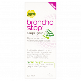 BronchoStop Cough Syrup - 120ml