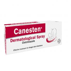 Canesten 1% Clotrimazole Dermatological Spray - 40ml