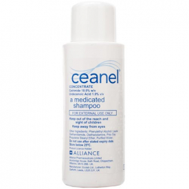 Ceanel Concentrated Medicated Shampoo 500ml