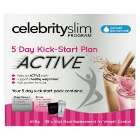 Celebrity Slim Active Starter Pack 5 Day Plan (15x40g)