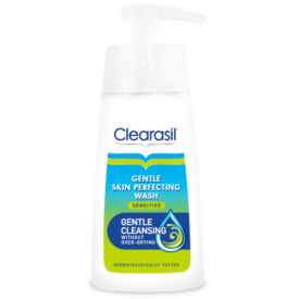 Clearasil Skin Perfecting Face Wash for Sensitive Skin - 150ml