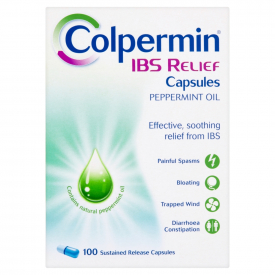 Colpermin IBS Relief - 100 Capsules