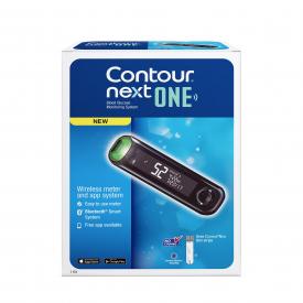 Contour Next One Blood Glucose Meter