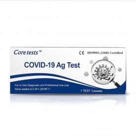 COVID-19 Rapid Antigen Lateral Flow Test - 2 Pack