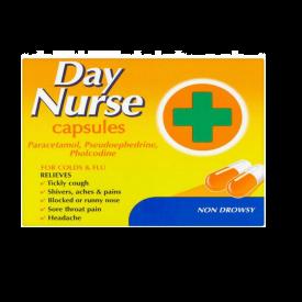 Day Nurse Capsules - 20 Capsules