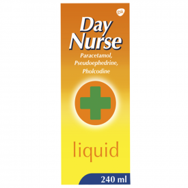 Day Nurse Liquid – 240ml