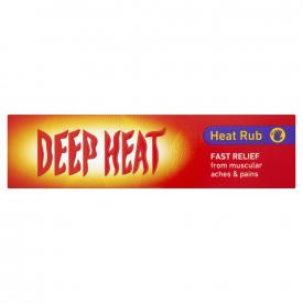 Deep Heat Heat Rub - 35g