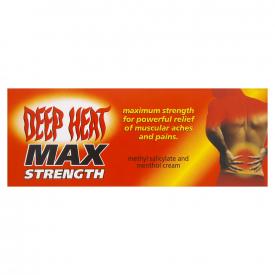 Deep Heat Max Strength - 35g