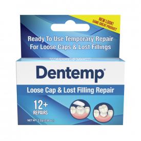 Dentemp Loose Cap and Lost Filling Repair Kit