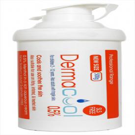 Dermacool 0.5% Menthol In Aqueous Cream Pump – 500g