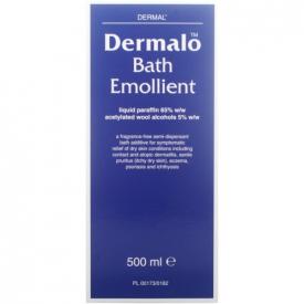 Dermalo Bath Emollient – 500ml