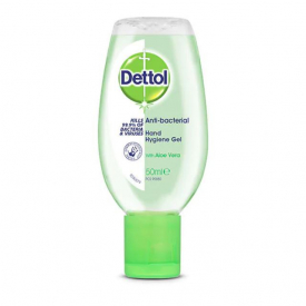Dettol Antibacterial Aloe Vera Hand Gel - 50ml