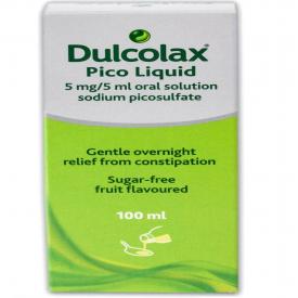 Dulcolax Pico Liquid Laxative (Sodium Picosulfate) – 100ml