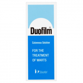 Duofilm Solution Wart Treatment - 15ml