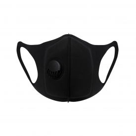 Fashion Respiratory Face Mask With Valve