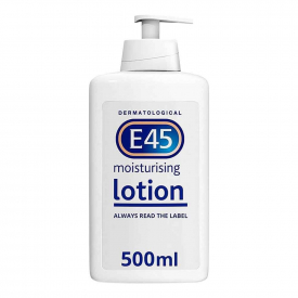 E45 Moisturising Lotion - 500ml