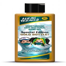 Clean Freakks Antibacterial Hand Gel 200ml - (Case of 3)