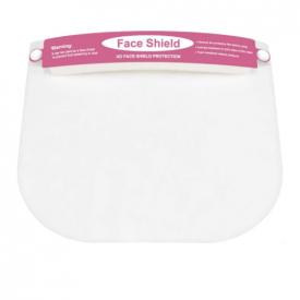 Face Shield Visor Pink - Pack of 10