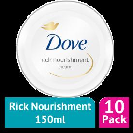 Dove Rich Nourishment Cream Pot 150ml - (Case Of 10)