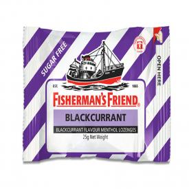 Fisherman's Friend Blackcurrant - Case of 24