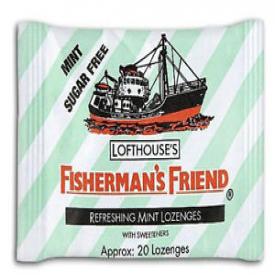 Fisherman's Friend Sugar Free - Case of 24