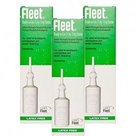 Fleet Cleen Ready to Use Enema 133ml (Sodium Phosphate) x 3