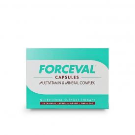 Forceval Multivitamin Capsules - Pack of 30
