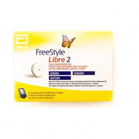 Freestyle Libre Two Sensor