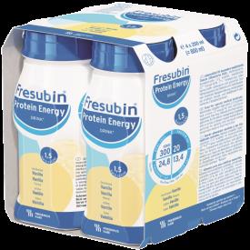 Fresubin Protein Energy Drink 200ml Vanilla - 4 Pack