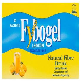 Fybogel Lemon 2g - 30 Sachets