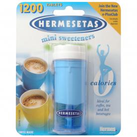 Hermesetas Mini Sweeteners 1200 Tablets