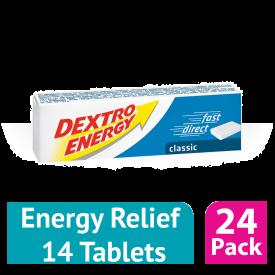 Dextro Energy Classic Sticks 14 Tablets - (Case Of 24)