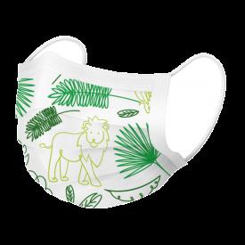 Kleenex Proactive Care Hygiene Kids Face Mask - Pack of 5
