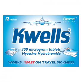 Kwells Travel Sickness - 12 Tablets