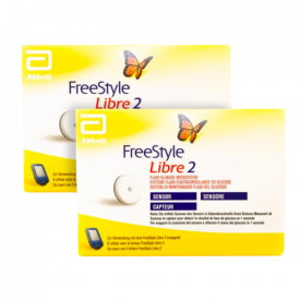 Freestyle Libre Two Sensor - Pack of 2