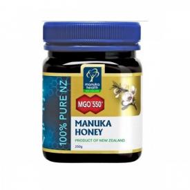 Manuka Health MGO 550+ Manuka Honey, 250g