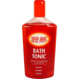 Mentholatum Deep Heat Gently Fragranced Foam Bath - 350ml