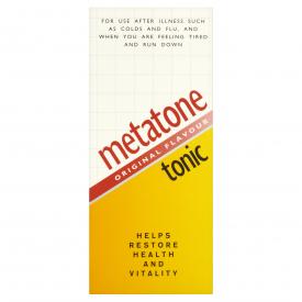 Metatone Tonic Original Flavour - 500ml