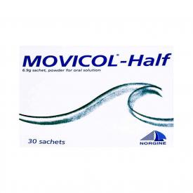 Movicol-Half Powder Laxative For Constipation Lemon & Lime – 30 Sachets