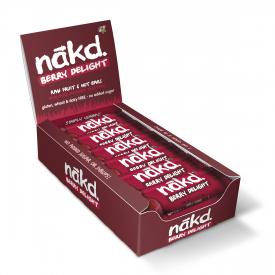Nakd Berry Delight Bar 35g - Pack of 18
