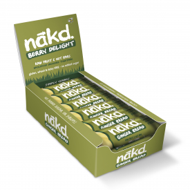 Nakd Ginger Bread Bar 35g - Pack of 18
