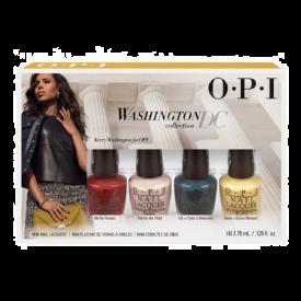OPI Washington DC Mini Nail Polish Set - 4 x 3.75ml