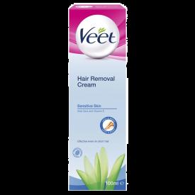 Veet Hair Removal Cream for Sensitive Skin - 100ml