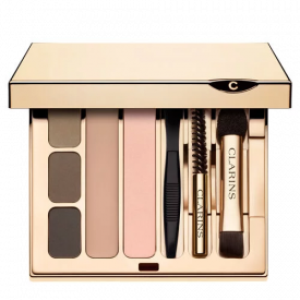 Clarins Perfect Eyes & Brows Travel Palette