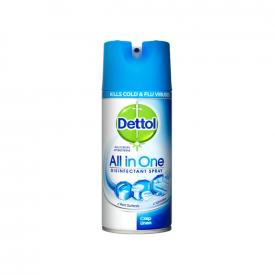 Dettol Disinfectant Spray Crisp Linen - 400ml