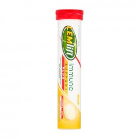 Lemsip Lemlift Immune Support Plus Effervescent Lemon – 20 Tablets
