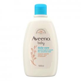 Aveeno Baby Daily Care Baby Gentle Wash – 500ml