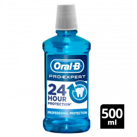 Oral-B Pro-Expert Mouthwash Fresh Mint - 500ml