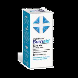 Burnaid All-In-One Burn Kit