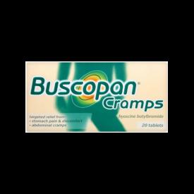 Buscopan Cramps - 20 Tablets